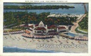 Tennis Club - Palm Beach, Florida FL