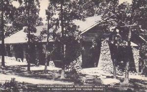 Arkansas Searcy Recreation Hall Camp Wyldewood Artvue