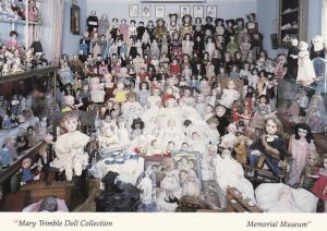 Mary Trimble Doll Collection, Shepherd of the Hills Homestead & Theatre, Bran...