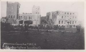 RP: Cyclone Damage , REGINA , Sask., Canada , 1912 ; View #15