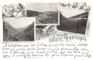 New Hampshire  White Mountains , Multi-view