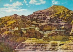 Jordan Jericho Mount Temptation