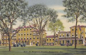 St. Margaret's Hospital, Montgomery, Alabama, 30-40s