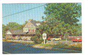 Chez Odette, A Frence Country Restaurant,  New Hope,  Pennsylvania,  40-60s
