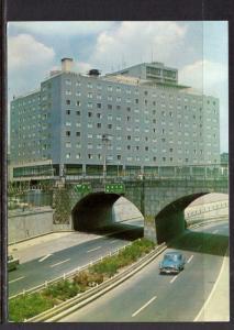 Ginza Tokyu Hotel,Tokyo,Japan BIN