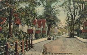 Canford , Dorset , England , 1900-10s ; The Model Village