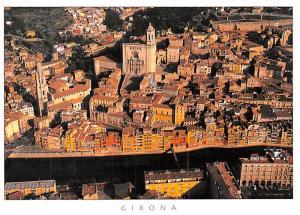 Girona - Vista aeria de la ciutat