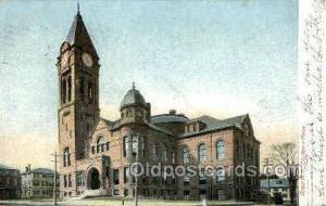 Dover, NH, New Hamspire, USA Opera Postcard Postcards  Dover, NH, New Hamspir...