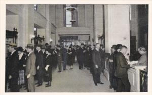 Hibernia Bank Building , NEW ORLEANS , Louisiana , 00-10s : Lobby