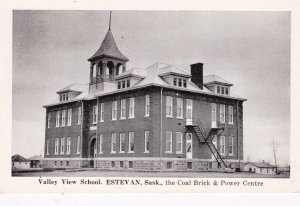 Valley View School, ESTEVAN, Saskatchewan , Canada, 30-40s