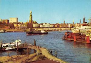 Hamburg Hafen Schiff Ship Boats Harbour