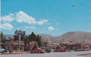 MONTPELIER , Idaho , 50-60s ; Jewell Motel