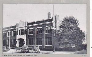 Indiana Bluffton Community Building