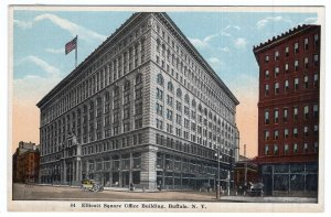 Buffalo, N.Y., Ellicott Square Office Building