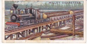 Cigarette Card Wills's  Overseas Dominions (Canada) No 33