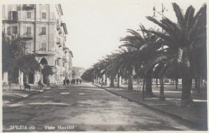 RP: LA SPEZIA, Liguria, Italy, 1900-1910's;  Viale Mazzini #2
