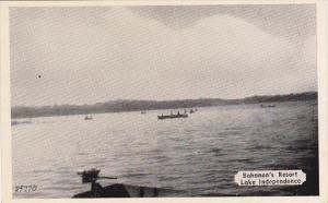Michigan Lake Independence Bohanon's Resort