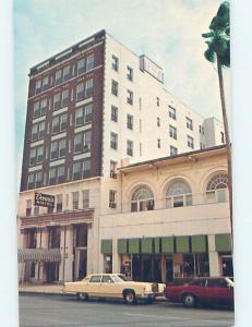 Unused Pre-1980 HOTEL SCENE St. Petersburg Florida FL F6941