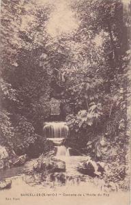 Cascade De L'Hoste Du Roy, Sarcelles (Val d´Oise), France, 1900-1910s