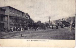 South Main Street, Callicoon NY