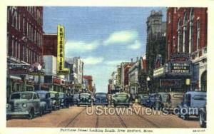 Purchase St. New Bedford MA Unused