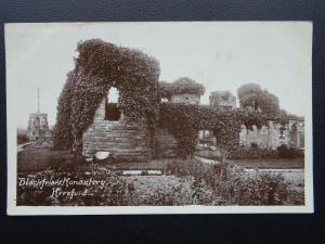 Herefordshire HEREFORD Blackfriars Monastery c1913 RP Postcard by Harvey Barton