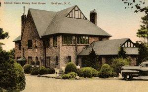 NC - Pinehurst. Sacred Heart Clergy Rest House