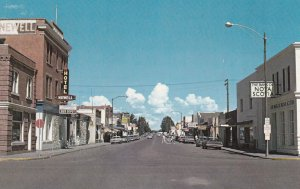 BROOKS , Alberta , Canada , 50-60s ; 2nd Street Looking North