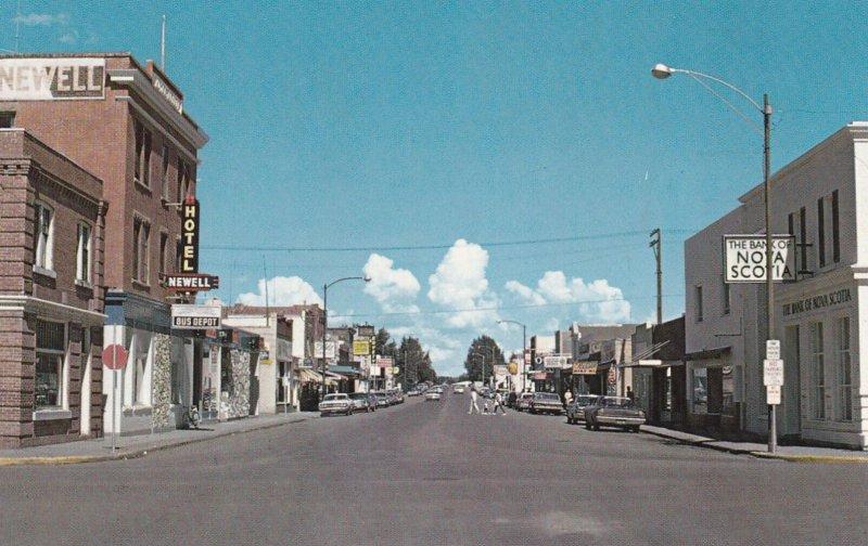 BROOKS , Alberta , Canada , 50-60s ; 2nd Street Looking North