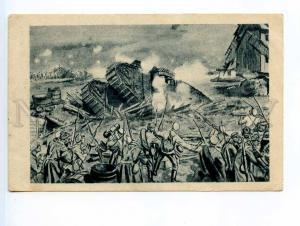 250516 WWII USSR VLADIMOROV Wrangel capturing tanks 1941 year