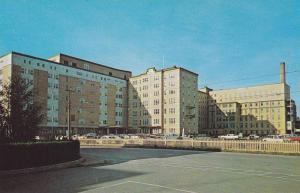 Rimouski , Quebec , Canada , 40-60s ; L´Hopital