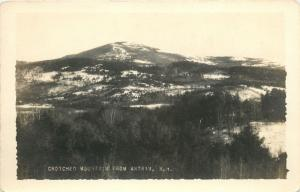 Antrim New Hampshire~Crotched Mountain~c1915 Real Photo Postcard