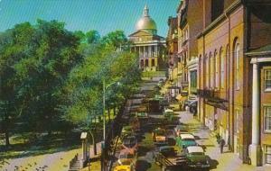 Massachusetts Boston Park Street