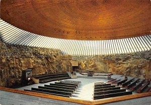 The Taivallahti Church Helsinki Finland, Suomi Unused