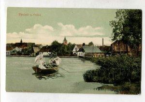 3147231 Czech Republic TYNISTE n. ORLICI Vintage postcard