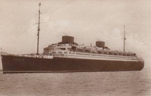 2 RPs: Ocean Liner EUROPA , NORTH German LLOYD , 1910s