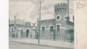 Entrance to Navy Yard, Brooklyn, New York, 00-10s