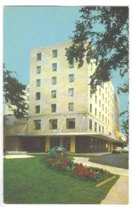 Lord Beaverbrook Hotel, Fredericton, N.B.,  Canada, 40-60s