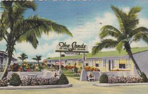 Florida Saint Petersburg The Sands Of Treasure Island 1952