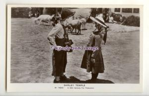 b6128 - Film Actress - Shirley Temple, Picturegoer Series, No.FS 142 - postcard