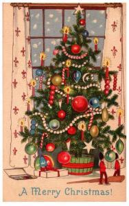 Christmas , Decorated Tree