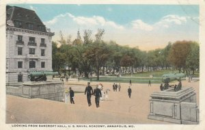ANNAPOLIS , Maryland , 00-10s ; Looking from Bancroft Court