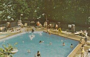 Gilbertsville, Kentucky , 50-60s : Kentucky Dam State Park Swimming pool