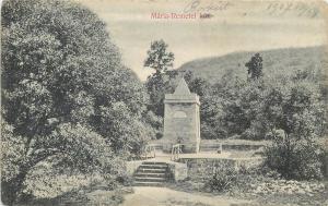 Hungary 1900s Budapest Maria Remetei kut monument