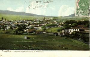 spain, LA LAGUNA, Canary Islands, Tenerife, Partial View (1910) Postcard