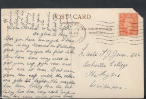Genealogy Postcard - Jones - Ashville College, The Hydro, Windermere  RF1440