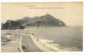 San Sebastián, Spain, 00-10s  Vista desde El Paseo del Principe de Asturias