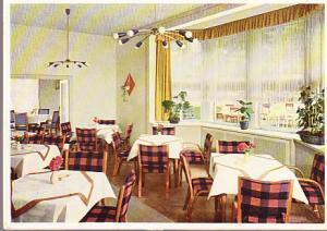 Germany Parkhaus Hugel Dining Room - Essen 1959