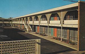 Motor Inn La Caverna, CARLSBAD, New Mexico, 40-60´