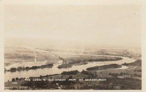 RP: HOLYOKE , Massachusetts , 1910s ; Conn. & Old Hadley